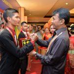 SMK Binaan Provsu Lulus UN 100 Persen, Sembilan Siswa Diterima Bekerja di PT Astra