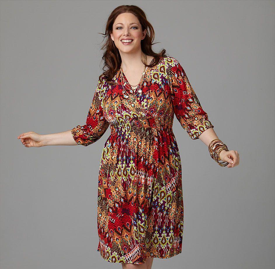 Model Baju Kondangan Untuk Orang Gemuk : Tips dan Contoh ...