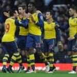 Arsenal Bidik Empat Besar