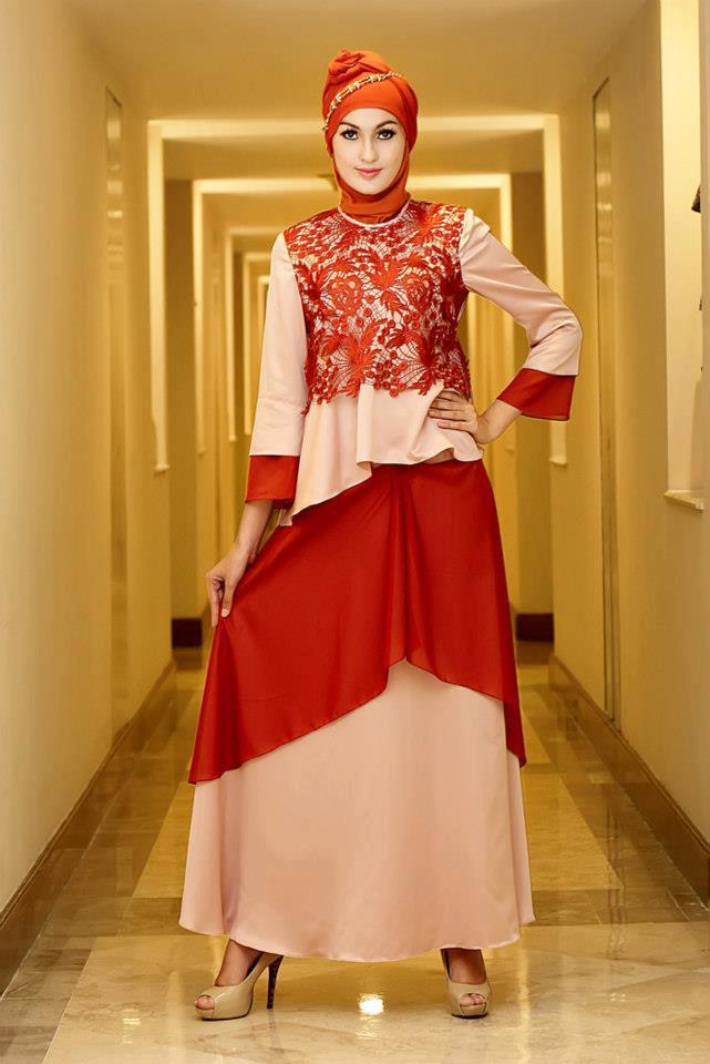 Gamis Baju Pesta Muslim Modern 4 Jurnal Asia