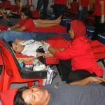 Donor Darah di Vihara Borobudur