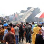 Tragedi Hercules C-130 | 113 Penumpang Terbakar