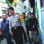 Polresta Target Miskinkan Bandar Narkoba Kampung Kubur