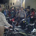 Polisi Jaring Puluhan Pasangan Mesum di Kafe Berkedok Lesehan