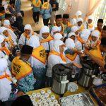 Hari Ini Kloter I Padang Lawas Berangkat, Semoga Haji Mabrur