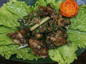 resto bamboe hijau seafood  pilihan tepat bersantap