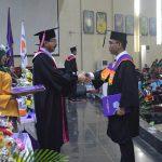 Lulusan Polmed Diminta Hasilkan Karya Inovativ