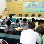 Ustadz dan Ustadzah Perlu Berwirausaha Jadi Pelopor Ekonomi Syariah Handal di Medan