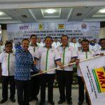 Rektor Unpab Dilantik Jadi Sekretaris | Pimpinan PTS Sumut-MKI Tandatangani MoU
