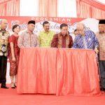 Peresmian Pura di Yayasan Sultan Iskandar Muda | Bukti Wujud Toleransi Keberagaman