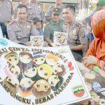 TNI dan Polri Blusukan Sosialisasikan Bahaya Narkoba