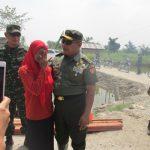 TNI Wujudkan Mimpi Arsanah Menjadi Nyata