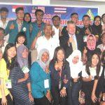 Konsulat AS jadi Pembicara Seminar IMT-GT di ITM