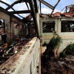 Gedung Rektorat Unimal Aceh Hangus Dibakar | Pelaku Sakit Hati karena Dipecat