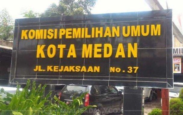 KPU Medan Segera Rekrut Petugas PPDP untuk Pilkada Serentak 2020