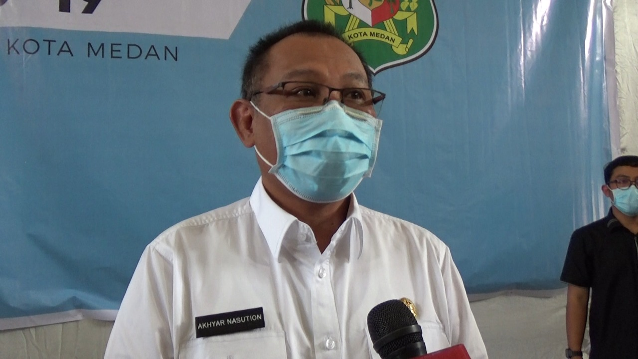 Plt Walikota Medan Akhyar Nasution Positif Covid-19, Dirawat di RS Royal Prima