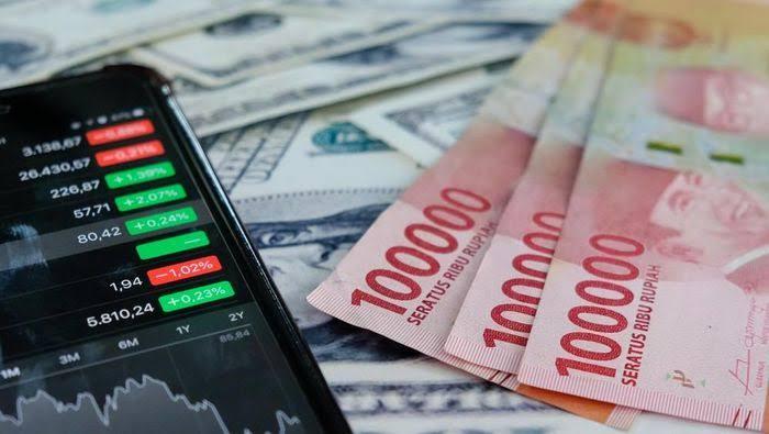 Rupiah dan IHSG Cemas Menanti Rilis Data Pertumbuhan Ekonomi