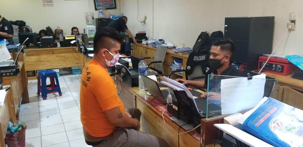 Dicokok Polisi! Pengedar Sabu Jalan Mesjid Taufik, Lebaran di Penjara