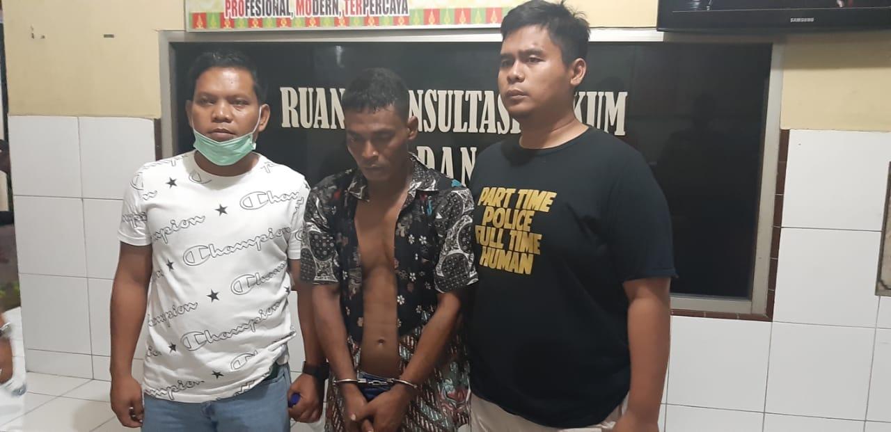 Sangarnya Preman di Tanjungmorawa, Polisi Pun Ditantang! Begitu Ditangkap Ciut Kayak Ayam Sayur