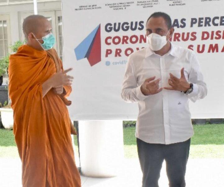Diperingati Secara Online, Waisak Terletak pada Praktik Nyata Ajaran Buddha Bukan Sebatas Ritual