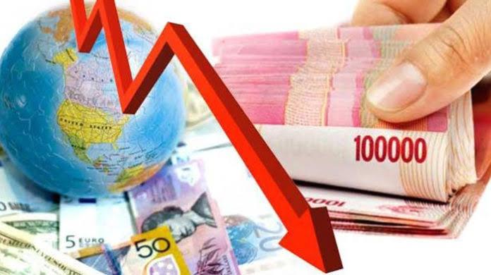 Bank Sentral AS Beri Gambaran Ekonomi Buruk, IHSG dan Rupiah Terpuruk