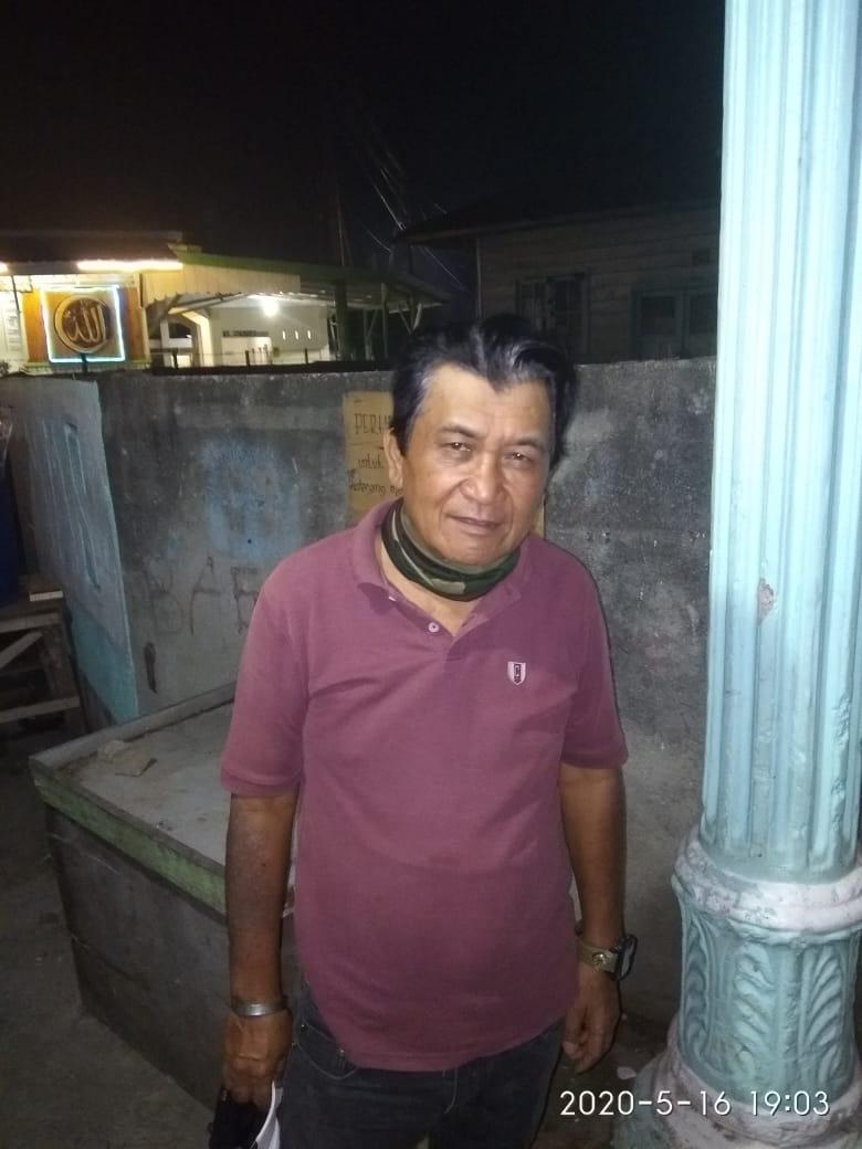 Bantuan Sembako di Kelurahan Lau Mulgap II Berastagi Disoal Warga