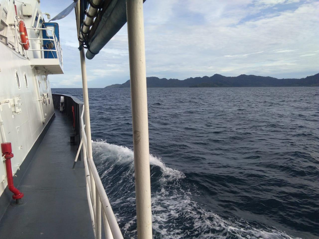 Kapal Nelayan KM Gemilang Hilang Kontak di Perairan Pulau Mursala
