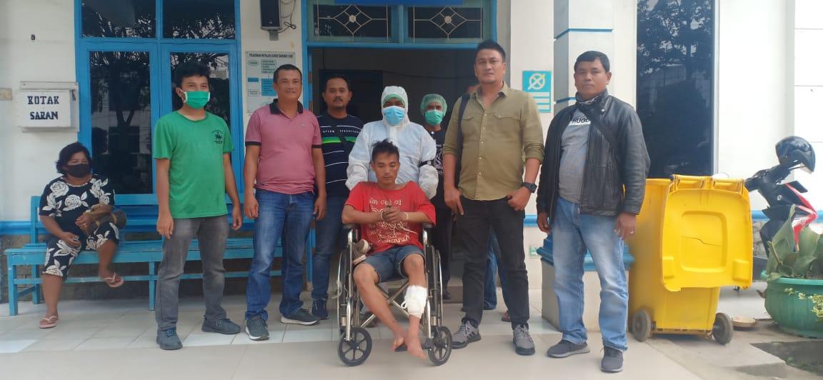 Dorr… Curanmor Asal Aceh Ini Roboh Ditembak Polisi di Kabanjahe