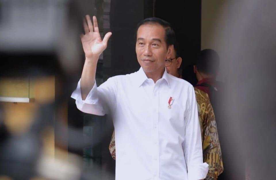 Presiden Jokowi Instruksikan Jajaran Sosialisasi New Normal secara Masif