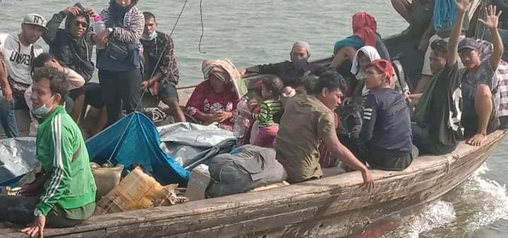Sesak Nafas, Seorang TKI Meninggal di atas Kapal Kayu dari Malaysia ke Sumut