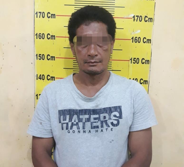 Ditangkap Polisi di Tuntungan, Maling Spesialis Bongkar Rumah Ini Lebaran di Sel