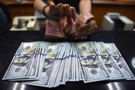 Pasar Keuangan Masih Melaju Kencang, Rupiah Kembali Menguat di level 14.200