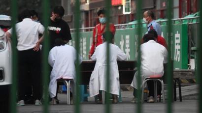 Khawatir Gelombang Kedua Covid-19, China Lockdown 11 Wilayah