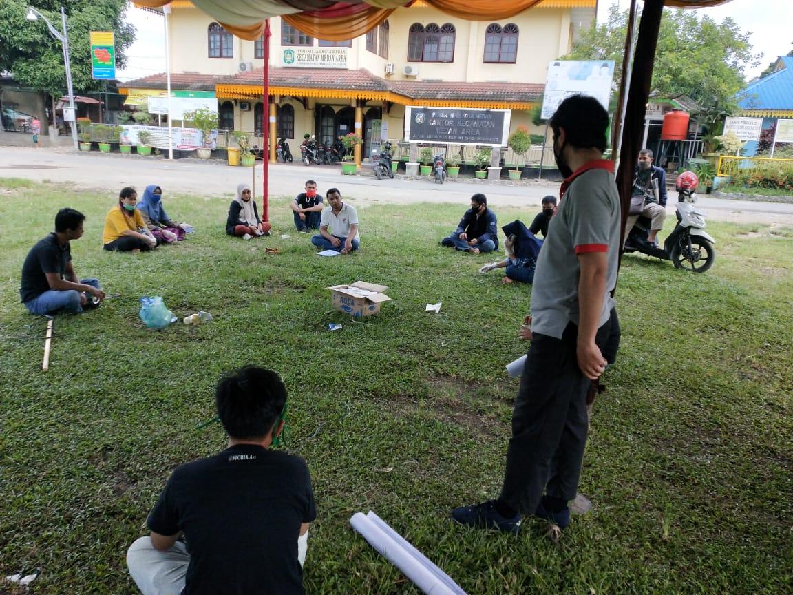 Besok, KPU Kota Medan Lantik PPS di 5 Zona
