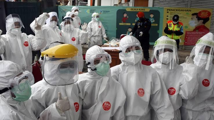 Pemerintah Cairkan Rp24 Miliar untuk Intensif Tenaga Medis Corona