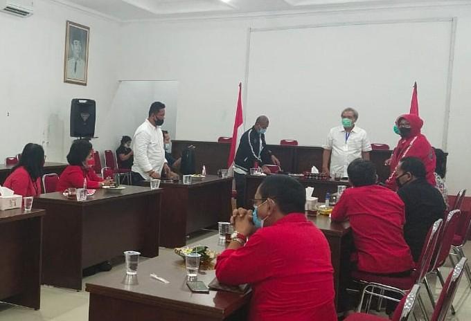 Japorman Saragih Mundur dari Jabatan Ketua PDI Perjuangan Sumut