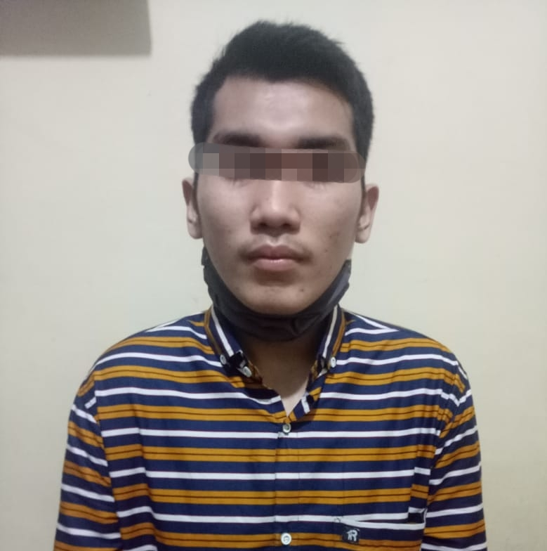 Setubuhi Anak Dibawah Umur di Kos Tanjungbalai, Pemuda Ini Ditangkap di Kota Medan