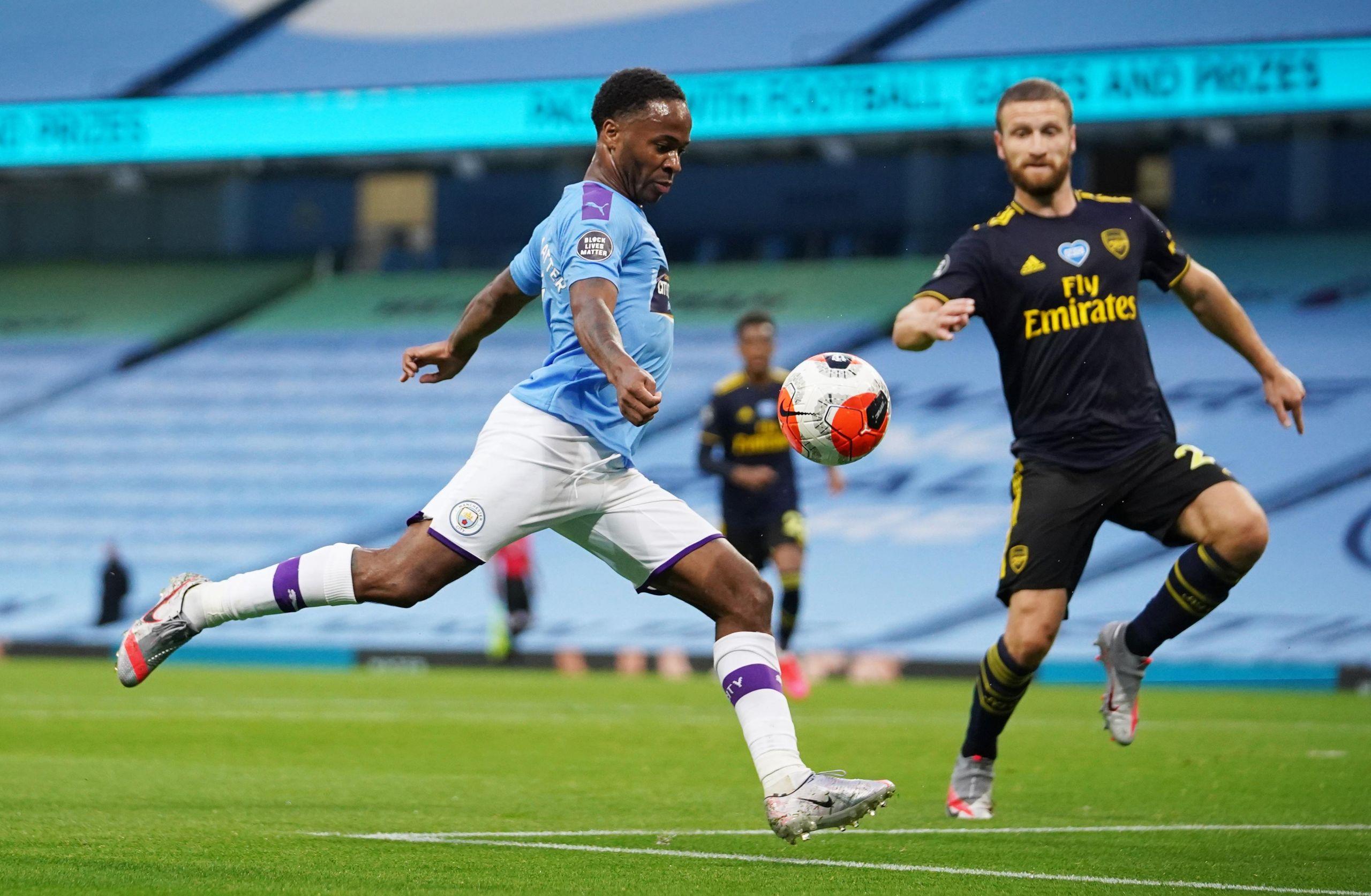Hasil Liga Inggris, Manchester City Libas Arsenal 3-0