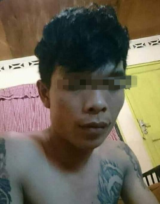 Ayah Tiri Pembunuh 2 Anak Ditangkap di Delitua, Warga : Hukum Mati Saja