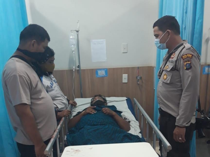 Perampokan Bersenjata Api di Tigapanah! Korban Ditembak di Mobil, Pelaku Sikat Rp100 Juta