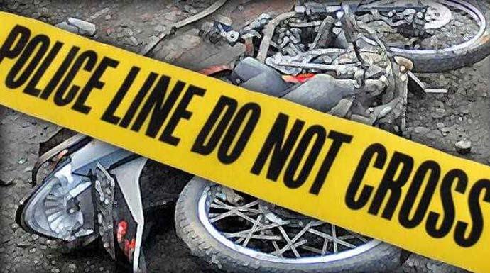 Pengendara Sepedamotor Tewas Digilas Truk di Jl Platina Raya