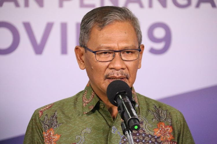 Tambah 1.447, Total Ada 62.142 Kasus Covid-19 di Indonesia
