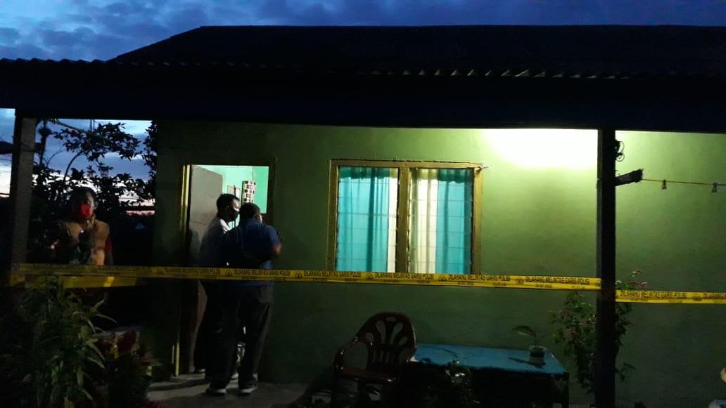 Wanita Paruh Baya Ditemukan Tewas Dibunuh di Bandar Baru Sibolangit