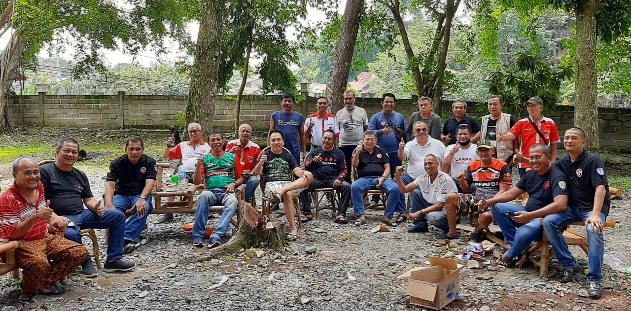 Sambut New Normal, Keluarga Besar Ladon Gelar Touring Medan-Bukit Lawang