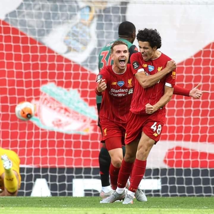 Hasil Liga Inggris : Man City Tersungkur, Liverpool Tak Terkalahkan di Anfield