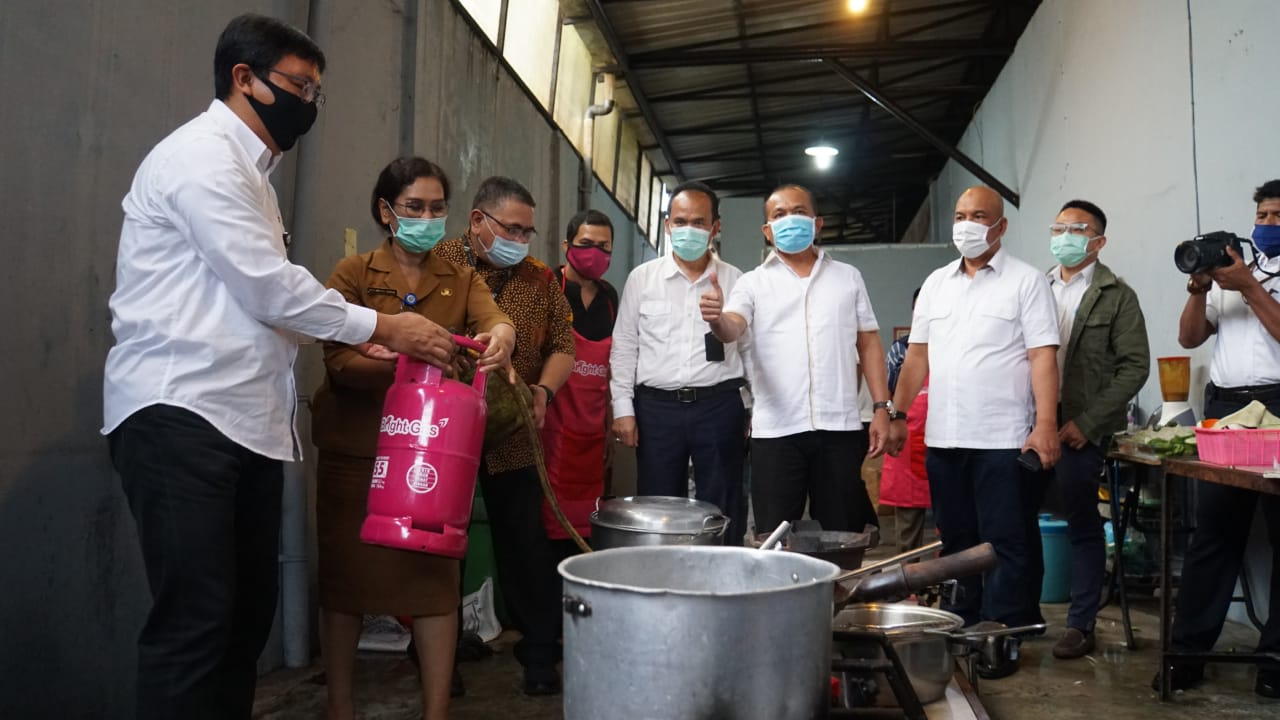 70% UMKM Terdampak Pandemi Covid-19, Begini Cara Pertamina Bangkitkan Bisnis Pelaku Usaha
