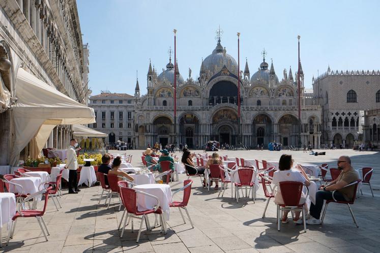 Corona Masih Merebak, Wisatawan dari 13 Negara Dilarang Masuk ke Italia