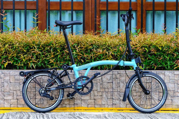 Buat Gaduh, Brompton Inggris Buru Sepeda Edisi Khusus Curian ke Indonesia