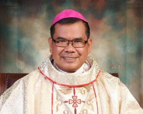 Uskup Agung Kota Medan Positif Covid-19, Kini Dirawat di RS Martha Friska Medan
