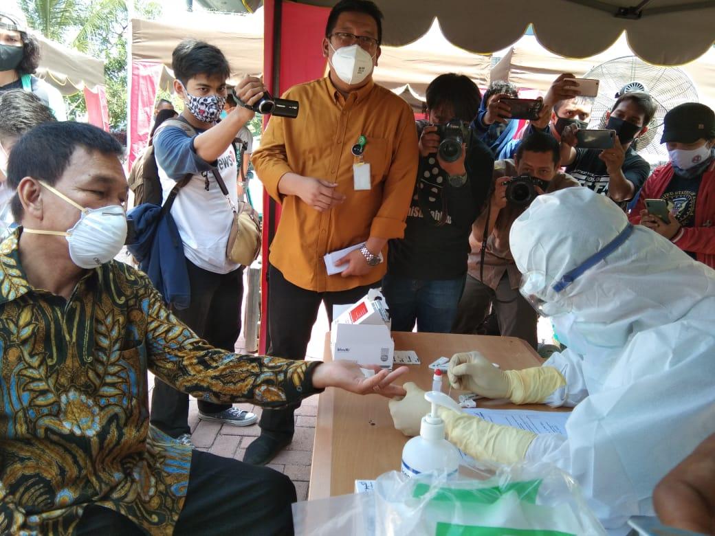 Kabar Gembira! Pasien Sembuh Covid-19 di Indonesia Hampir 2.000 Sehari